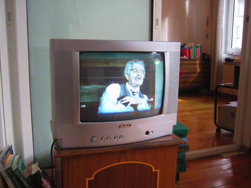 Digitalt tv på gammelt fjernsyn